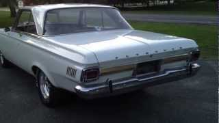 Larry's Mopars - 65 Plymouth Satellite Startup