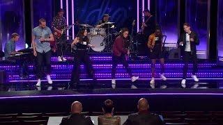 Se hela Sandra Heidaris och Isac Sundstedts grupps framträdande i Idol 2016 - Idol Sverige (TV4) thumbnail