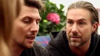 Interview Pan Pot @ Awakenings Festival 2014