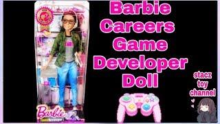 Barbie Game Developer Doll????