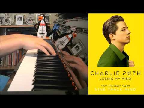 Charlie Puth - Losing My Mind (Piano Cover by Amosdoll)