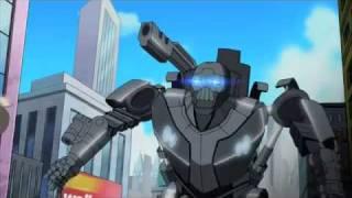 Der Governator cartoon-trailer 2012