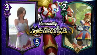 TEPPEN CARD REVEAL x2! Haunted by Memories: Manuela Hidalgo & Beautiful Romance! | #Sponsored