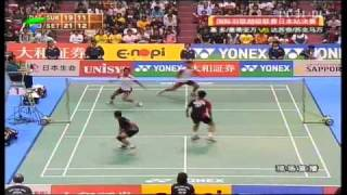 Video Badminton Japan Open 2009 MD Final (3/4) Kido/Setiawan vs Dasuki/Sukmawan download MP3, 3GP, MP4, WEBM, AVI, FLV Mei 2018