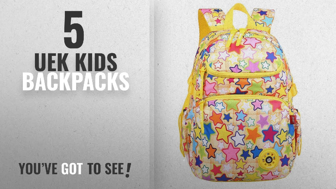 4b03e25a1fde Best Uek Kids Backpacks  2018   Girls School Backpack Lightweight ...