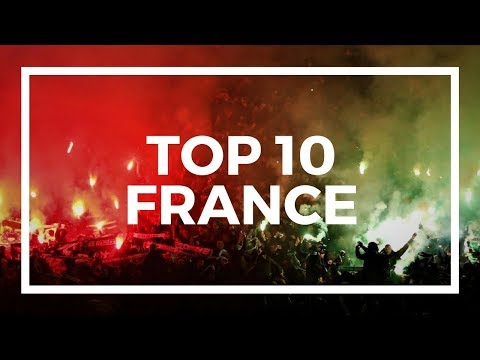 TOP 10 ULTRAS - FRANCE