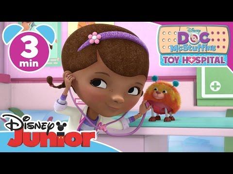 doc-mcstuffins:-toy-hospital-|-the-best-therapy-pet-yet-|-disney-junior-uk