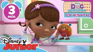 Doc McStuffins: Toy Hospital | The Best Therapy Pet Yet | Disney Junior UK