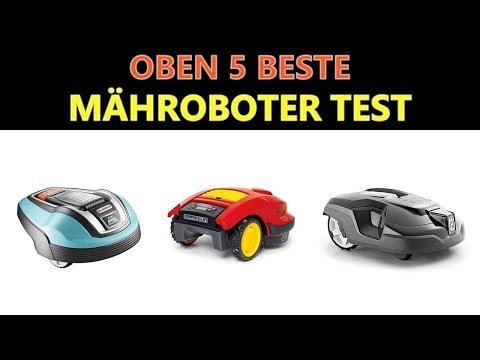 Beste Mähroboter Test 2018
