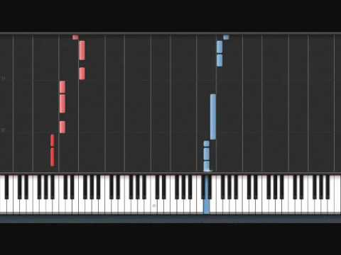 How to play happy days theme song on piano (both hands)