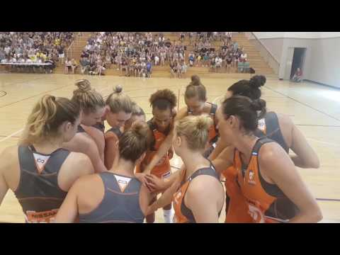 GIANTS Netball Pre-Season Highlights