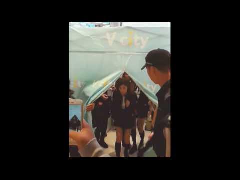 170218 APINK Hong Kong conference @ Victy