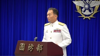 LIVE - 國防部召開記者會說明慶富案24億