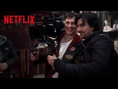 Hakan: Muhafız - Kamera Arkası Görüntüleri | Netflix