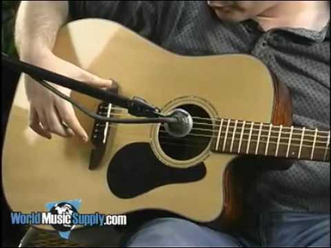 Alvarez RD8 Acoustic Guitar Demo