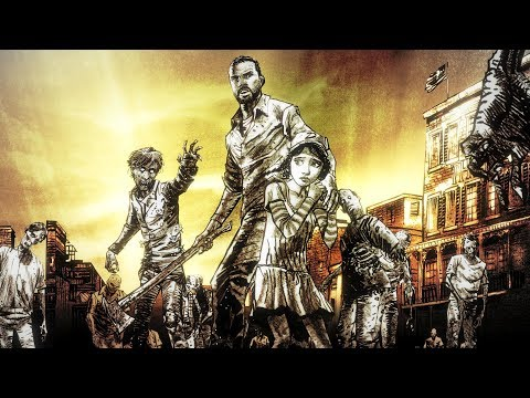 """DGA Plays: The Walking Dead: The Final Season - Episode One: """"Done Running"""""""