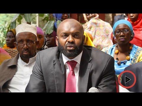 Kenya Muslim Caucus pledges to support governor Joho