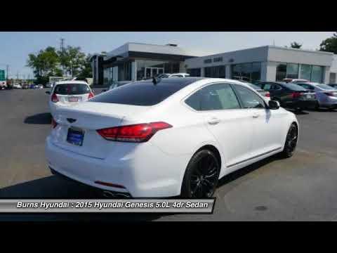 2015 Hyundai Genesis Marlton Nj 47162 Youtube