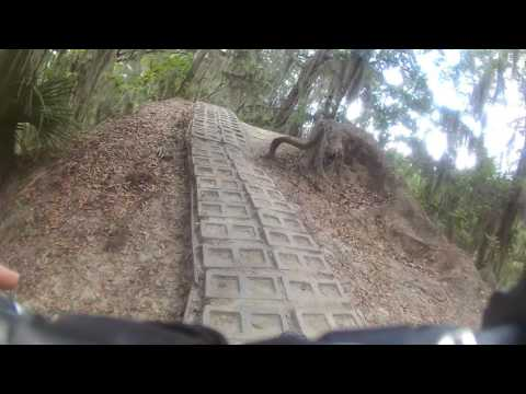 Carter road Part 1 - Raw footage