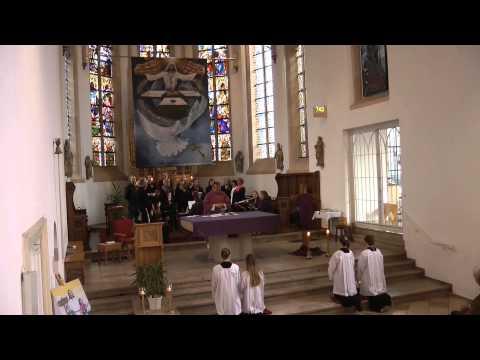 Hochgebet für besondere Anliegen, vertont von P. Norbert Becker
