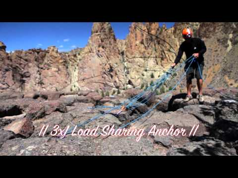 Anchors Fixed Line | 3 to 1 Triple Loop Power Point