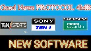 Ten sport new software for 1506g 1507g powervu ok on asiasat 7