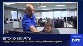Beyond Security : Bringing New Perspectives and Ideas to Security and Event Management