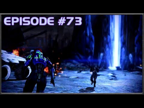 Mass Effect 3 - Reaching The Beam, The Indoctrinated Man - Episode 73