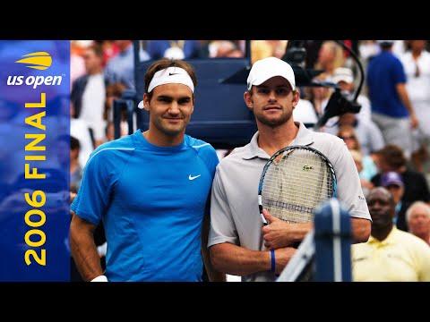 Roger Federer Vs Andy Roddick Full Match | US Open 2006 Final