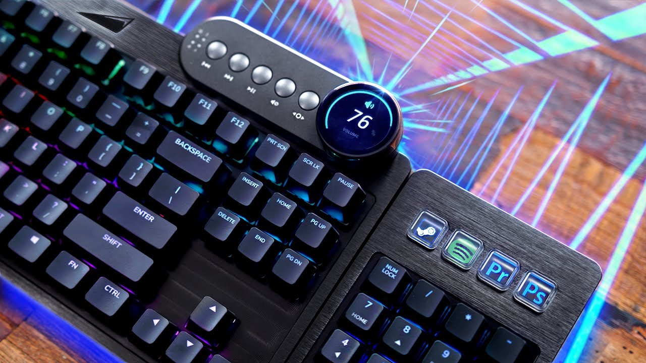 Download IT'S HERE! Everest MAX Keyboard Review