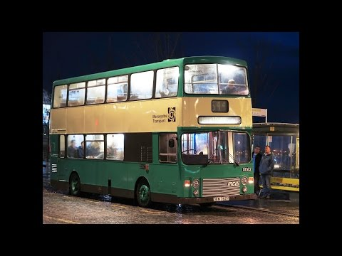 (28/11/2015) Merseyside 0062 MCW Metrobus DEM762Y -  NWVRT Nocturnal Running Day - towards Liverpool