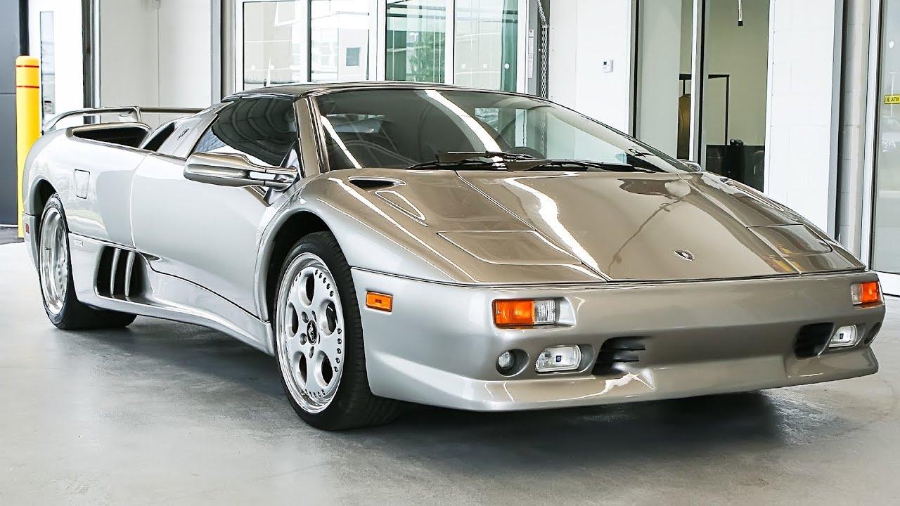 Lamborghini diablo 1998