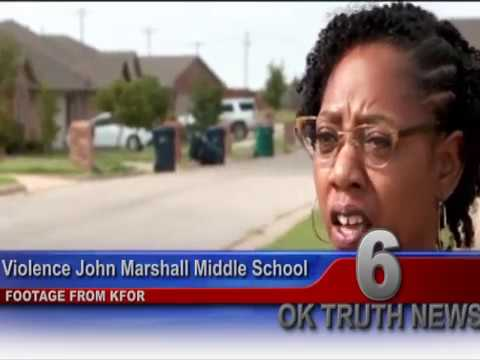 Violence From Within Oklahoma: John Marshall Middle School Under Fire