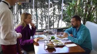 Evlilik Okulu Mehmet ve İlknur Çifti Yemek Yeme Ödevi