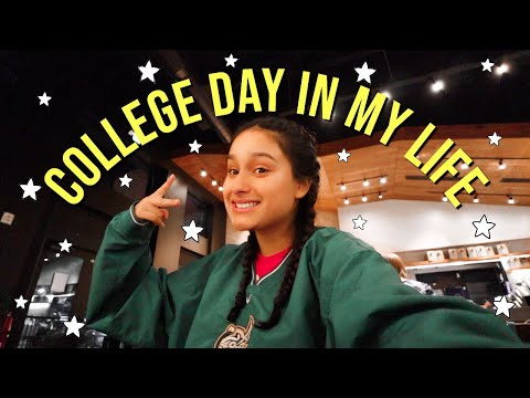 A DAY IN MY LIFE: COLLEGE EDITION | UNC Charlotte