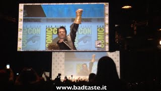 Comic-Con 2014: Marvel Studios panel highlights, cast entrances