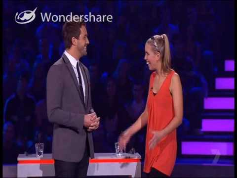 Minute to Win It Australia Episode 1 Part 1