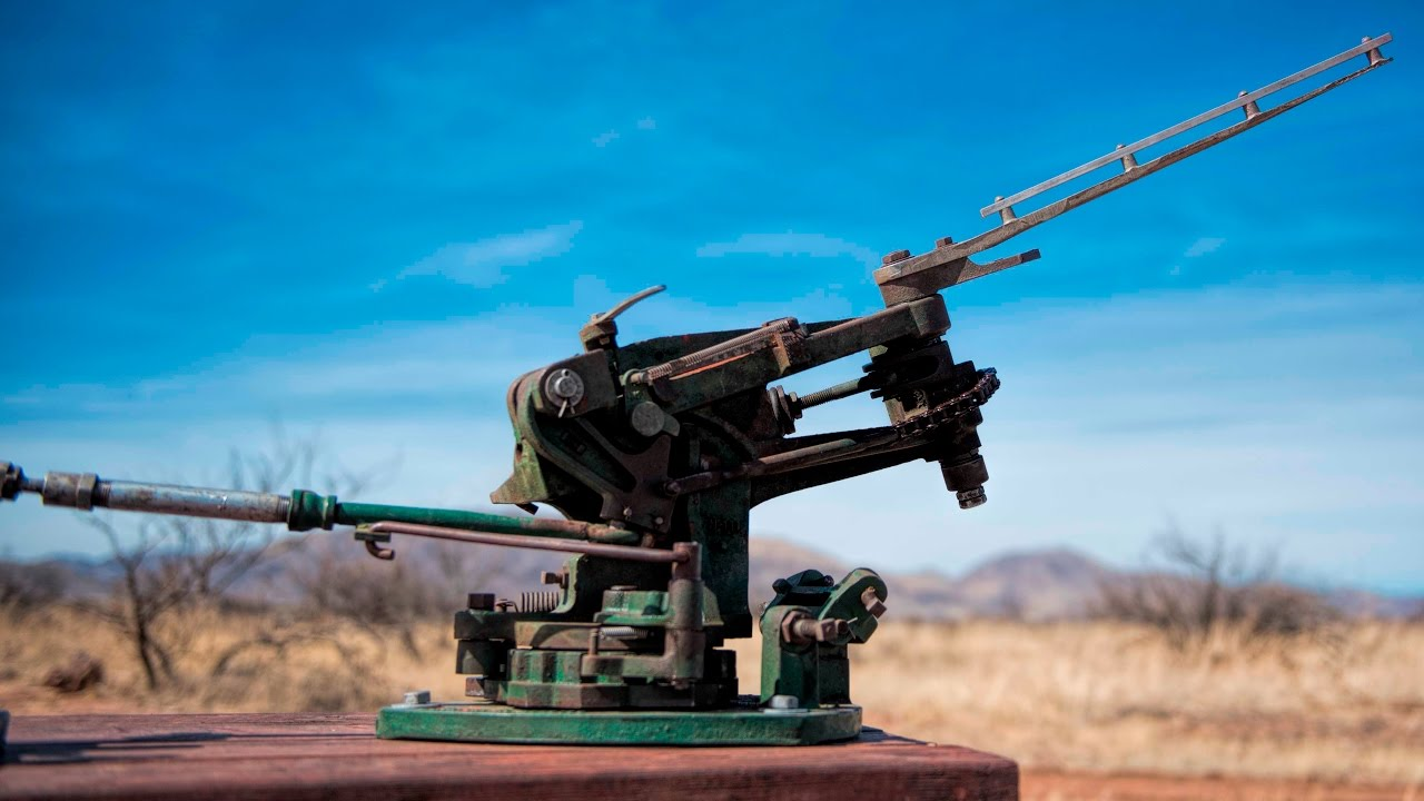 western trap machine