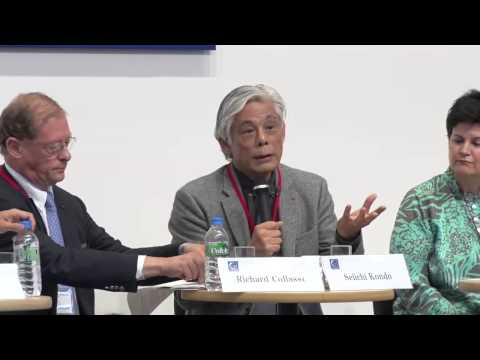 The Japan Brand: Promoting Japanese Culture to the World  (G1 Global Conference 2014)