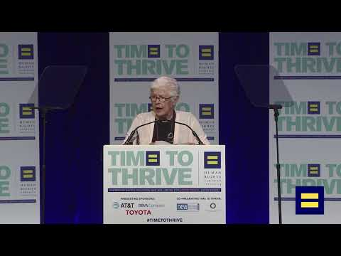 Betty DeGeneres, LGBTQ Ally and Advocate, Receives 2018 ...
