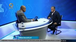 Elías Jaua: Ayer se produjo un gran voto castigo contra la oposición (5/5)