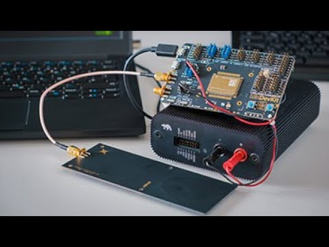 Unboxing the 5G NB-IoT Low-Power Cellular Developer Starter Kit - Thales