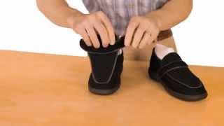 buck buck 45j ambulatory edema shoes