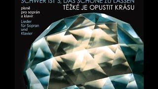 Viktor Ullmann: Schwer ist't, das Schöne zu lassen (Lieder für Sopran und Klavier) CD trailer