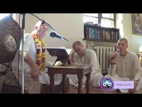 Шримад Бхагаватам 7.14.12 - Прабхавишну прабху