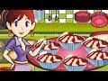 💗 Sara's Cooking Class - Cherry Cupcakes 💗