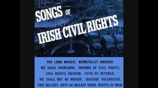 Owen McDonagh And The Bogside Men - Civil Rights Anthem