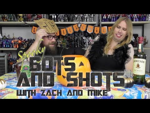 Bots and Shots Episode 24 - Thrills and Chills