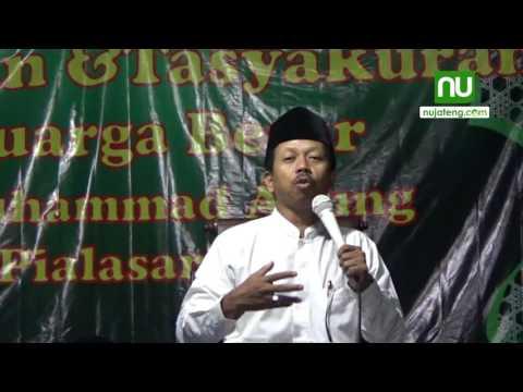KH Dr Moh Arja Imroni -  Syukur Itu Ingat Kepada Allah