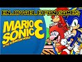 Enjoyable Fan Games - Mario & Sonic at the Mushroom World